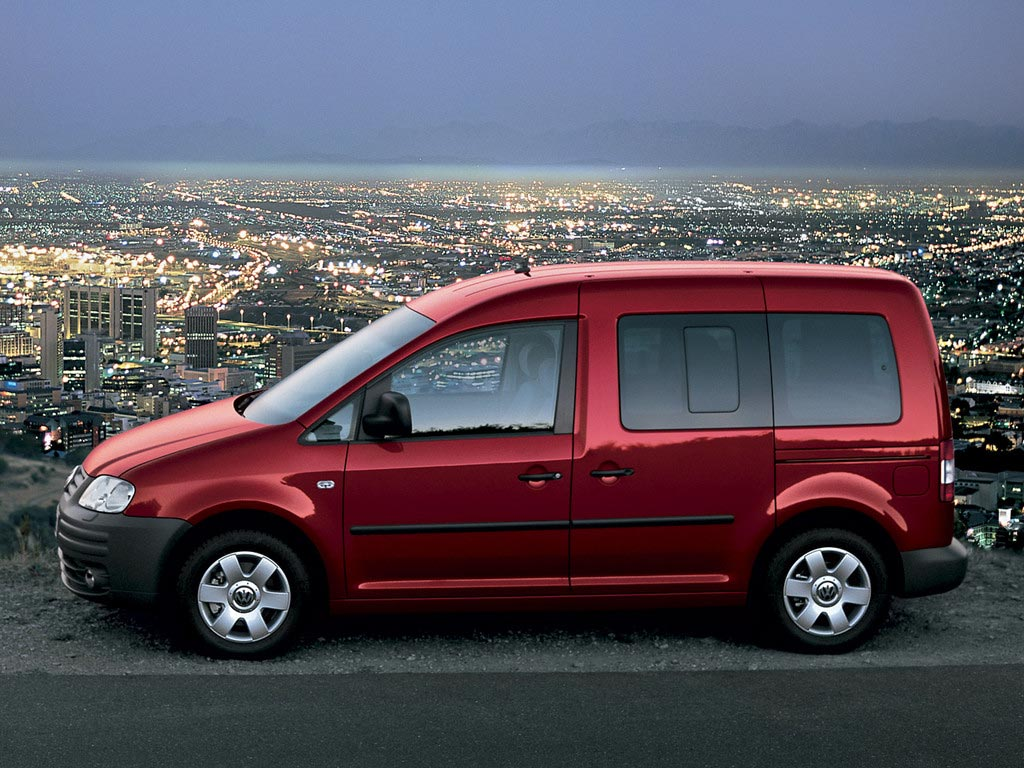 Volkswagen Caddy #17