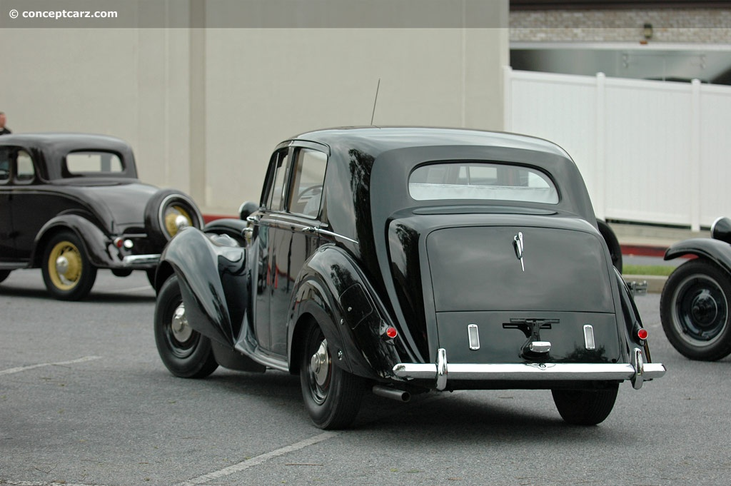 Bentley Mark VI #12