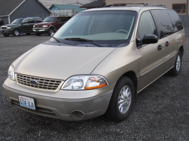 2001 Ford Windstar #14