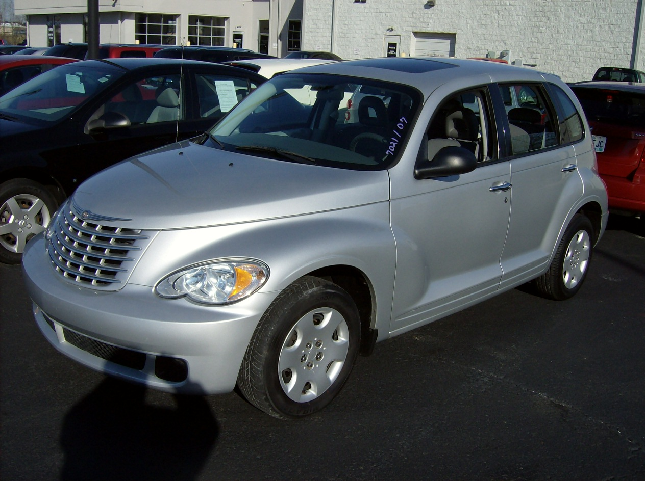 2007 Chrysler Pt Cruiser #11