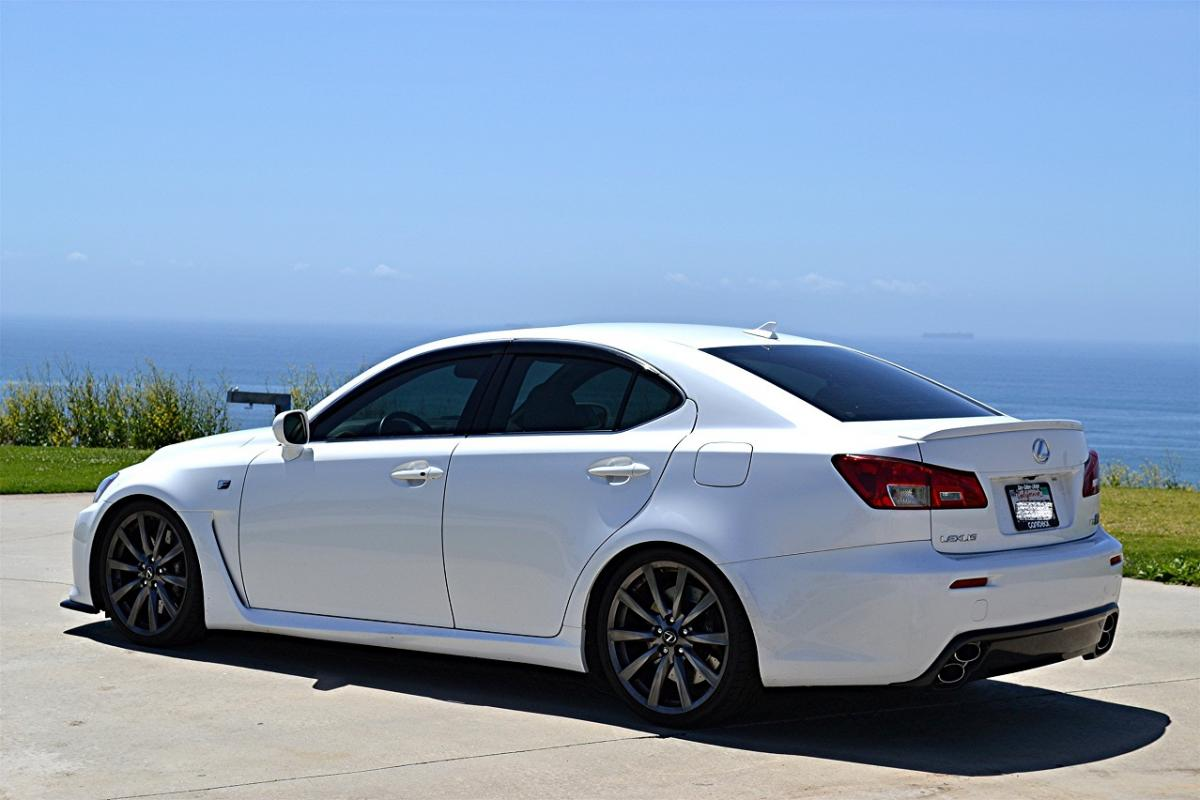 2009 Lexus Is F #12