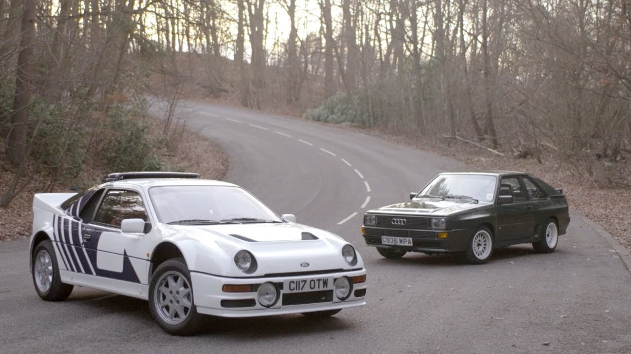 Ford RS 200 #13