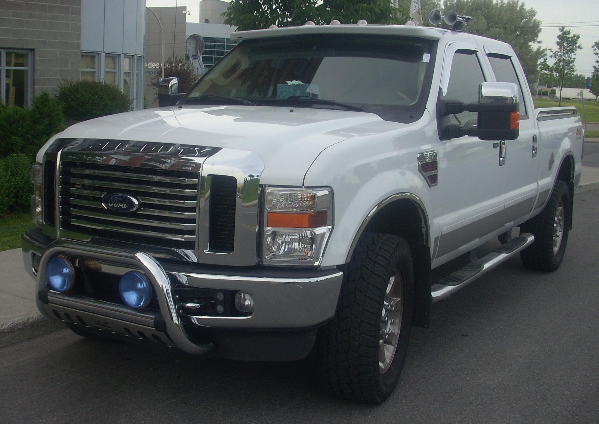 2008 Ford F-350 Super Duty #12
