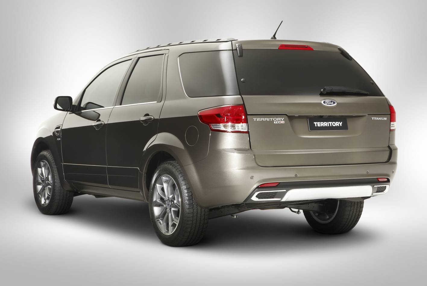 Ford Territory #7