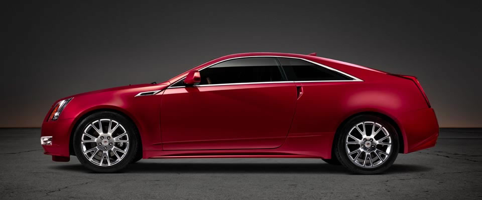 2014 Cadillac Cts Coupe #7