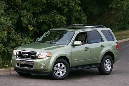 2007 Ford Escape Hybrid #8