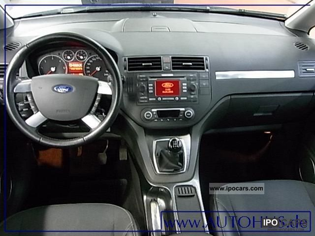 2007 Ford C-MAX #14