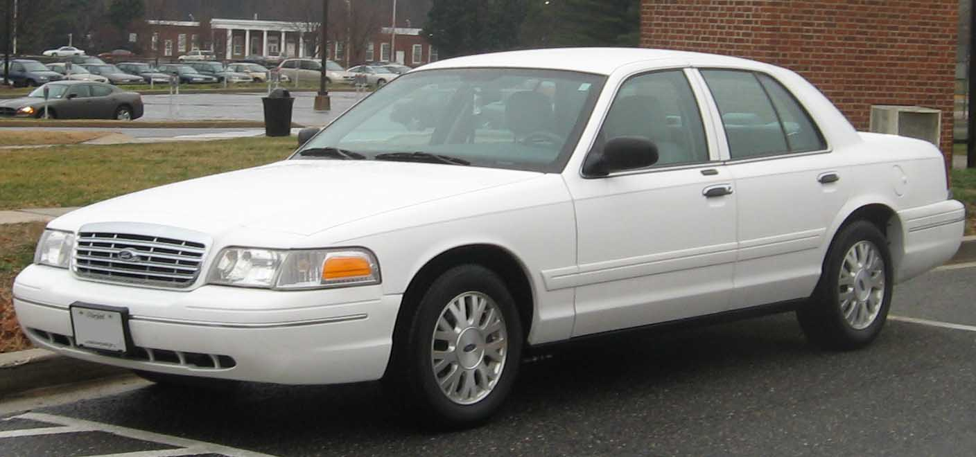2007 Ford Crown Victoria #4