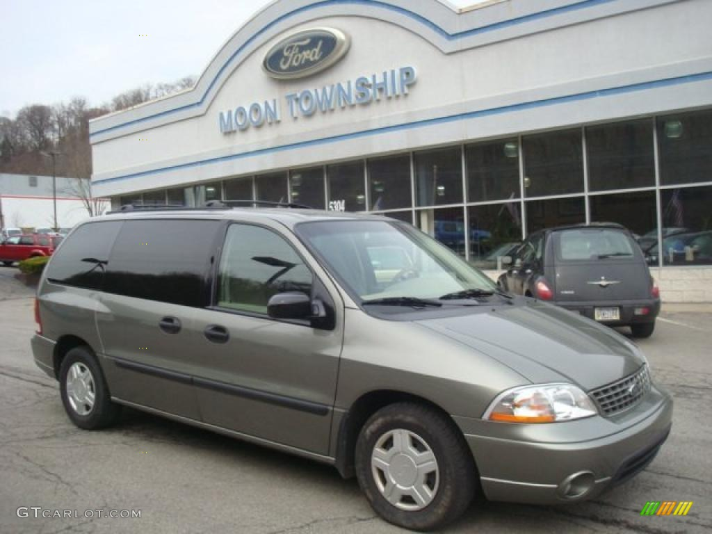 2003 Ford Windstar #8