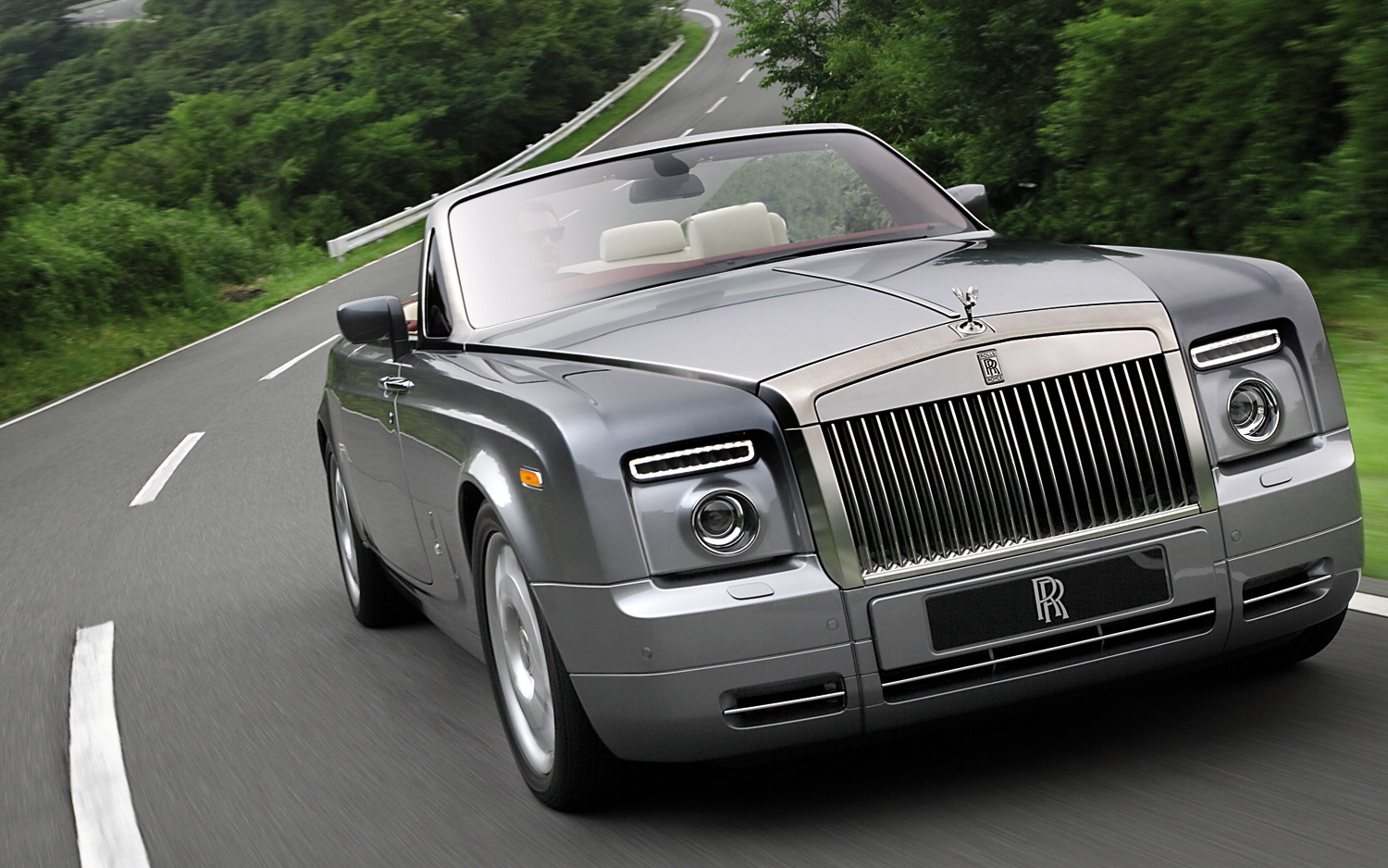 Rolls royce Phantom Drophead Coupe #14