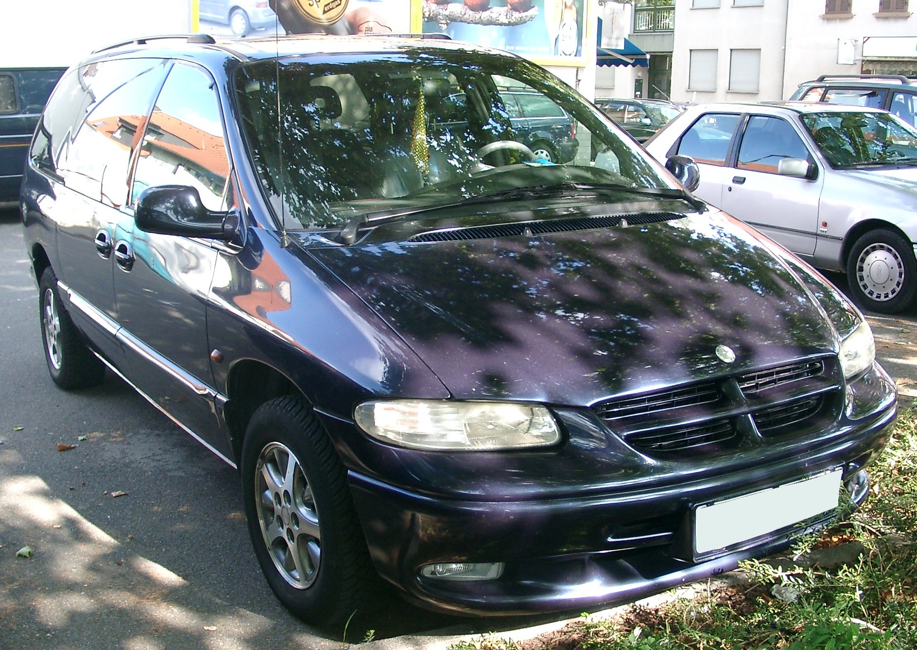 Chrysler Grand Voyager #7