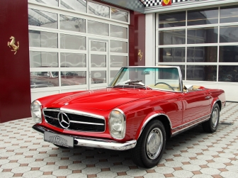 1965 Mercedes-Benz SL #4