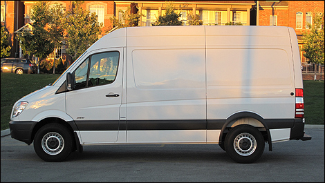 2010 Mercedes-Benz Sprinter #13