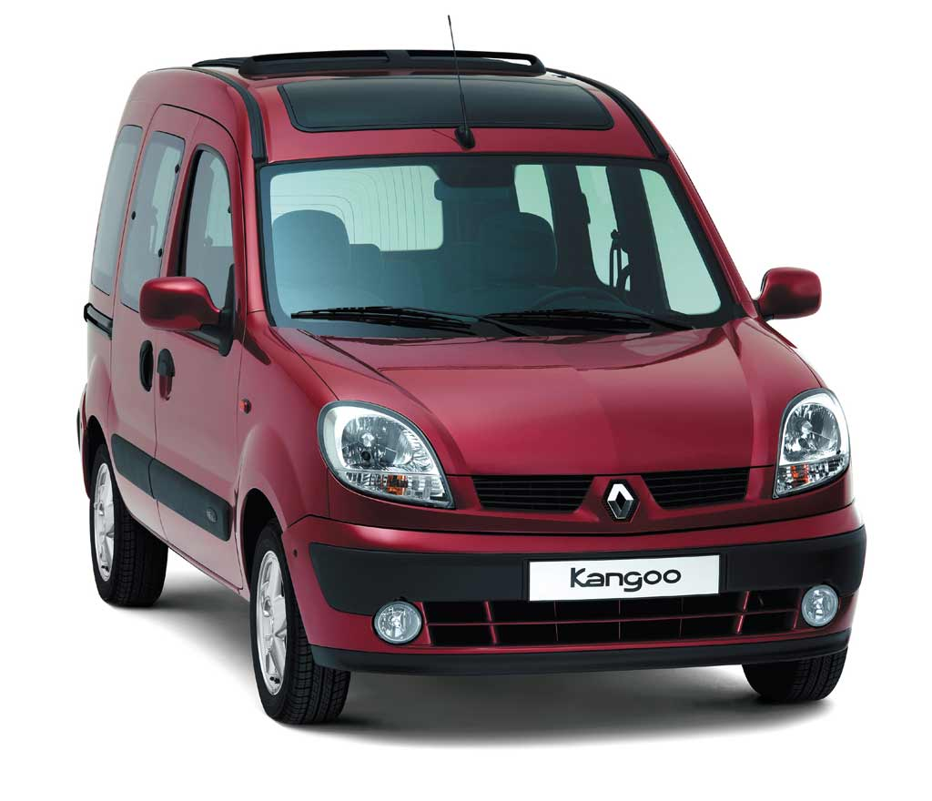 2004 renault kangoo photos informations articles. Black Bedroom Furniture Sets. Home Design Ideas