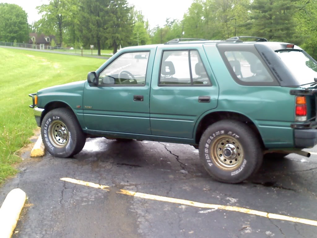 1994 Isuzu Rodeo #1