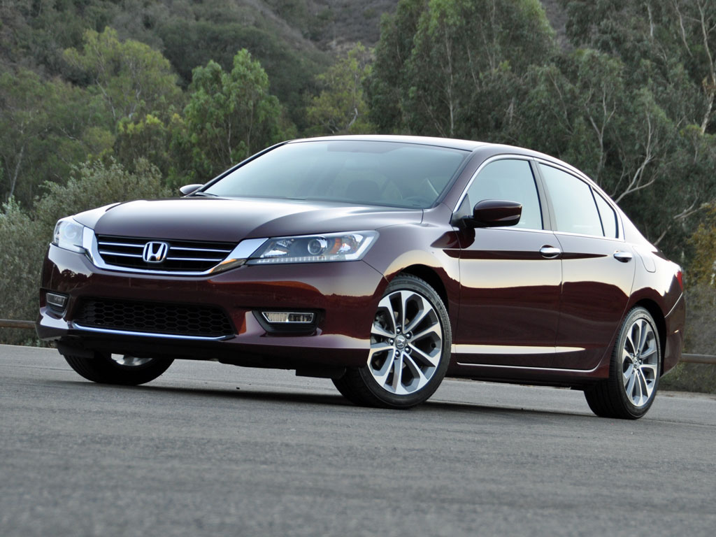 2014 Honda Accord #8