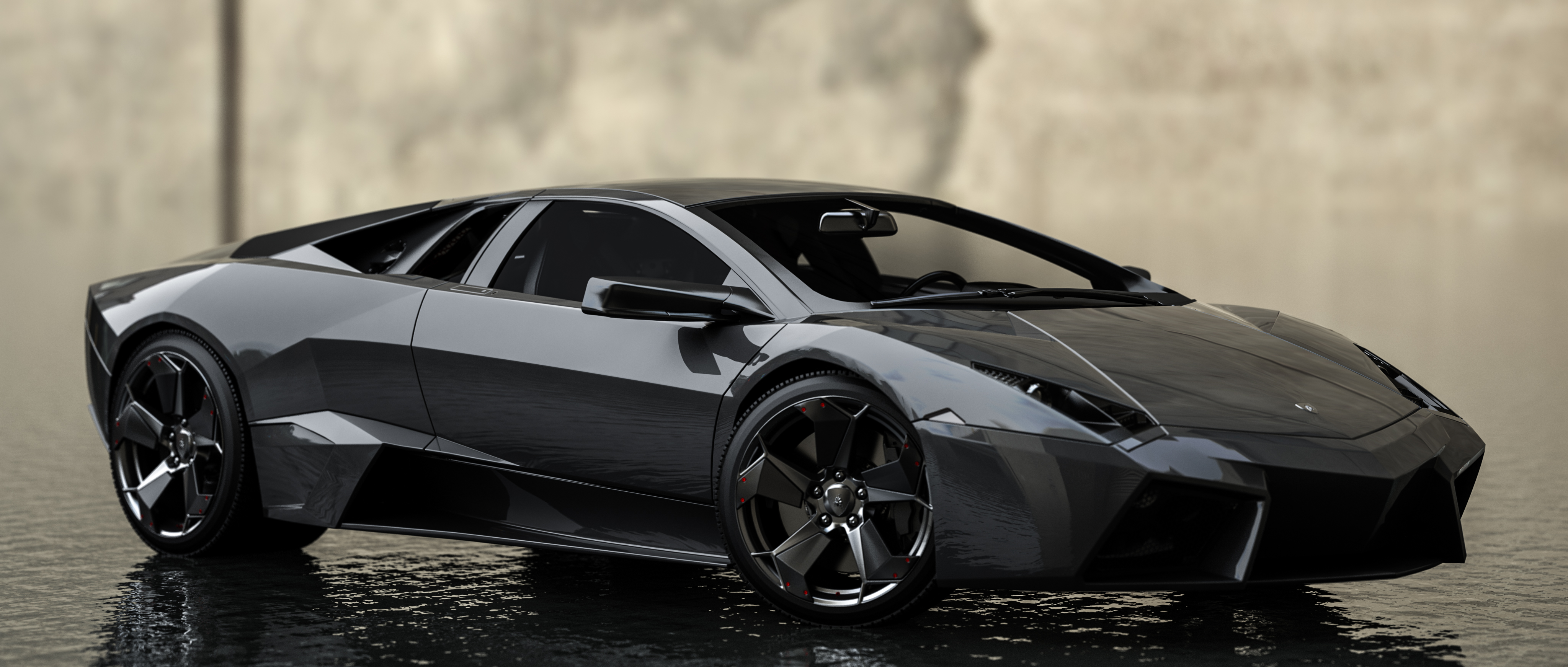lamborghini reventon nomana bakes. Black Bedroom Furniture Sets. Home Design Ideas