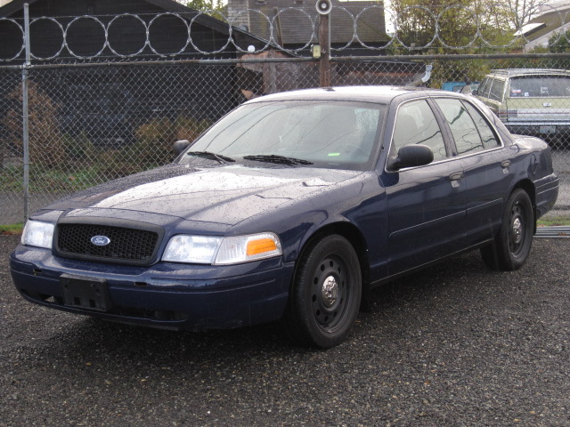 2008 Ford Crown Victoria #5