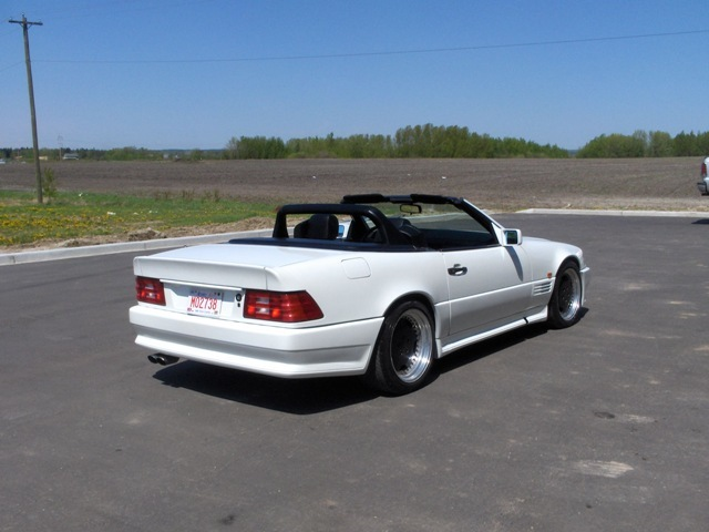 1990 Mercedes-Benz SL #8