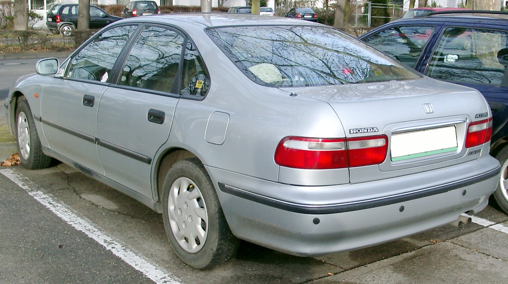 1996 Honda Accord #6