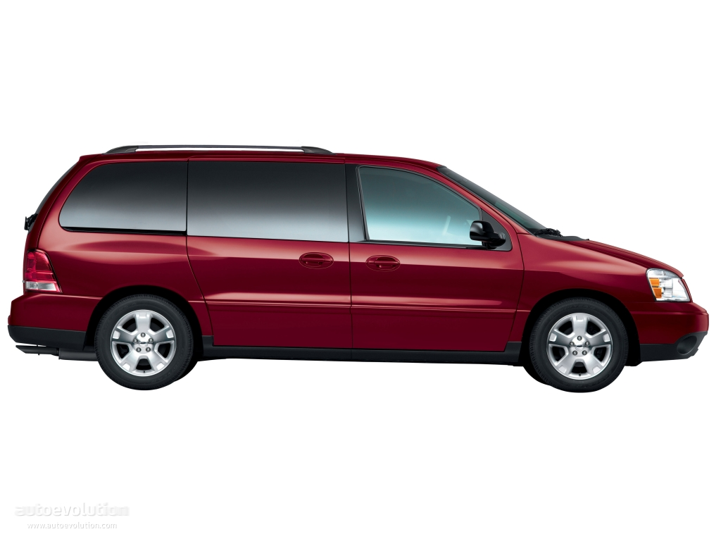 2007 Ford Freestar #4