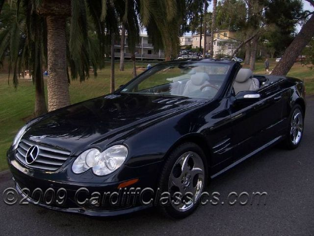 2005 Mercedes-Benz SL #4