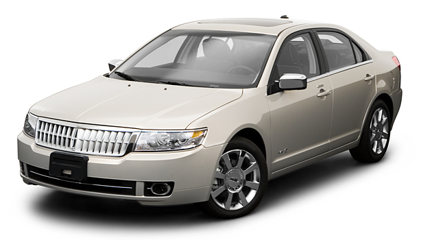 2009 Lincoln Mkz #7