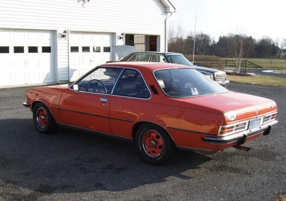 1972 Opel Commodore #2