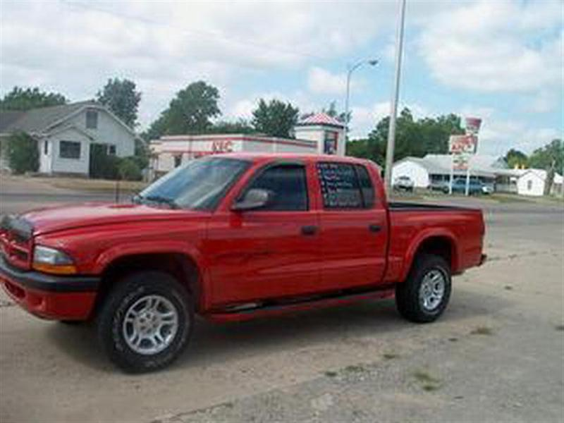 2001 Dodge Dakota #16