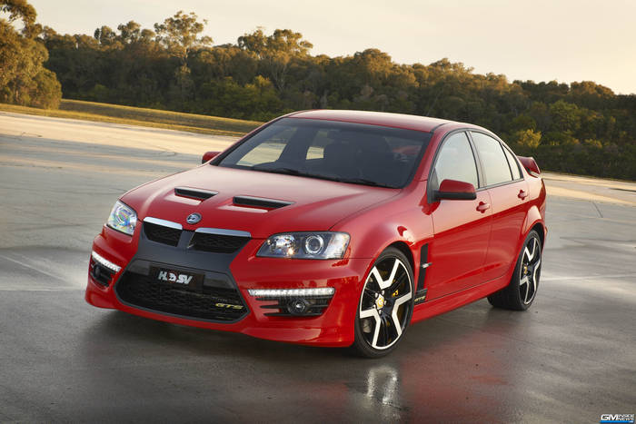 Holden Clubsport #7