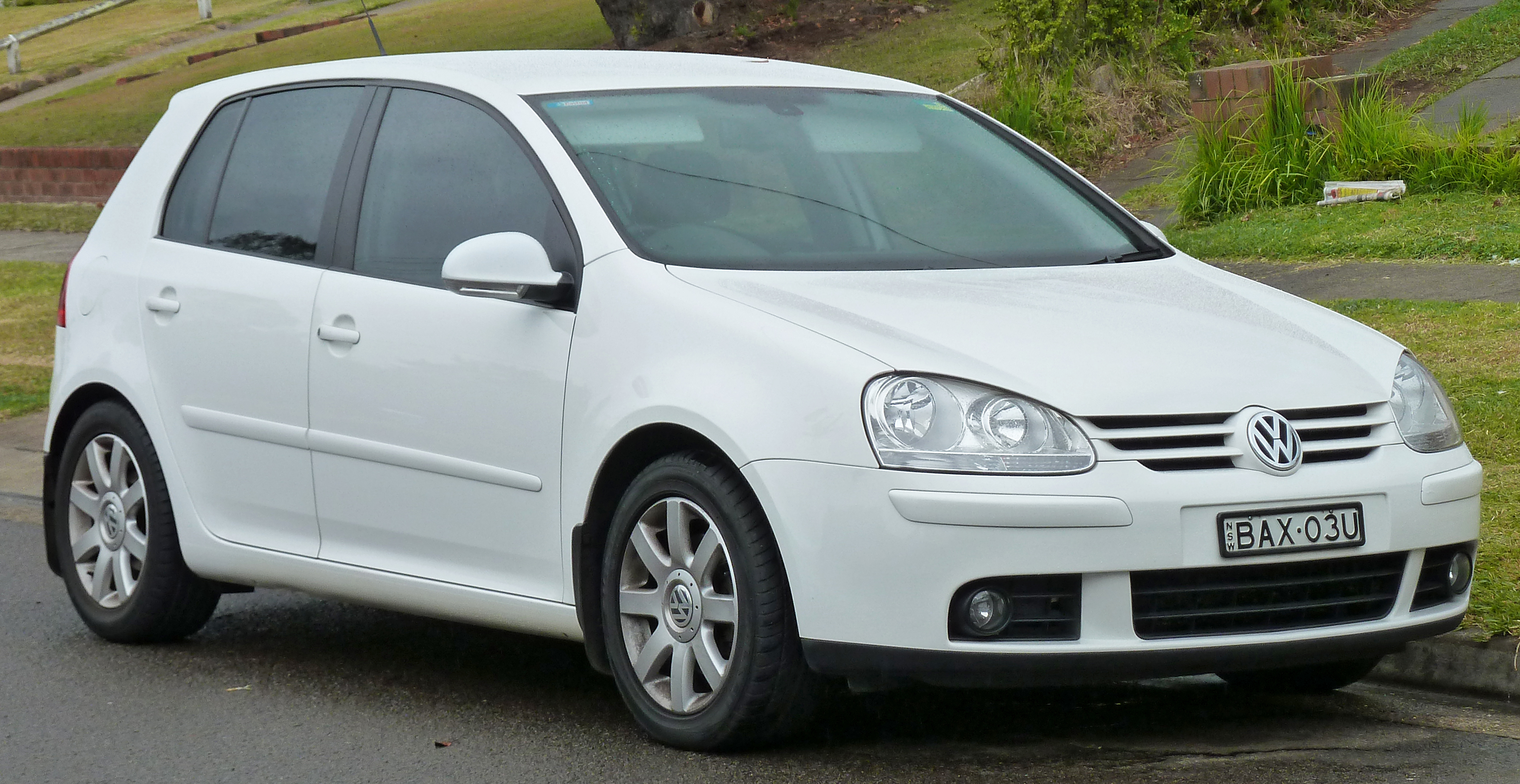 2004 Volkswagen Golf #8