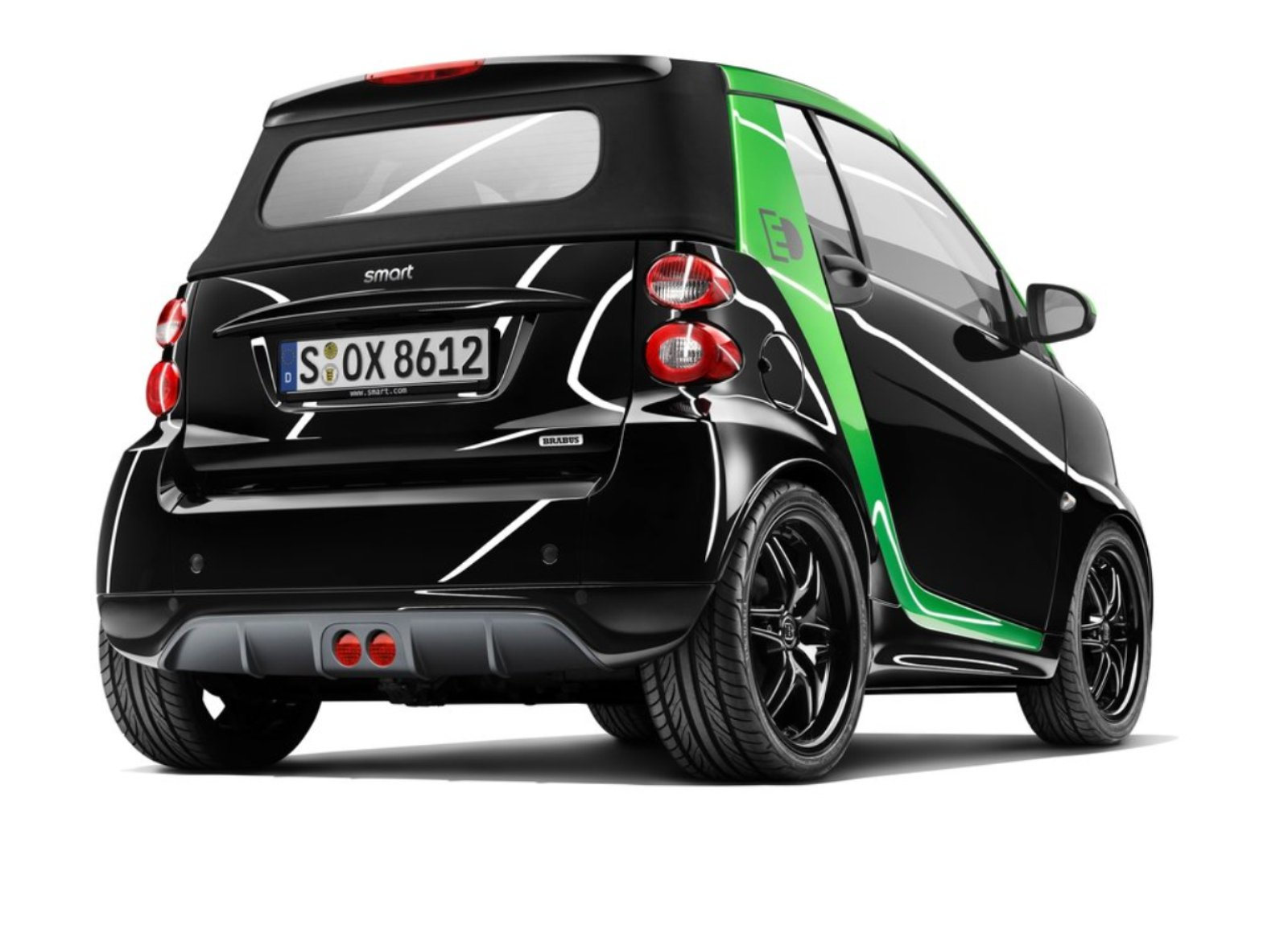 2012 Smart Fortwo #10