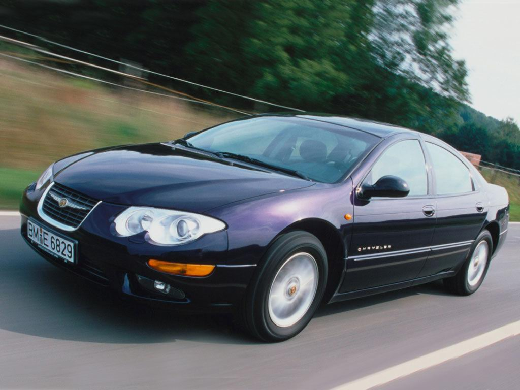 1997 Chrysler Cirrus #14
