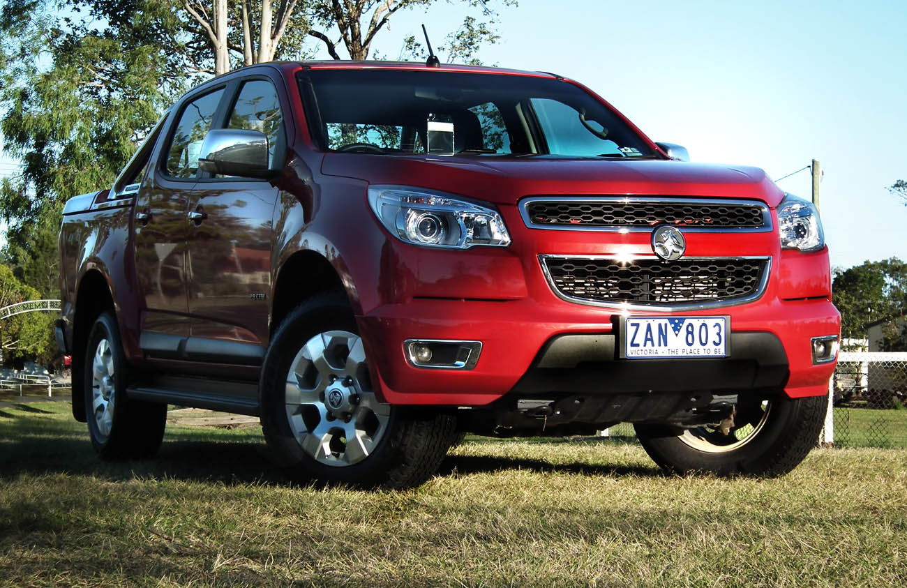 2012 Holden Colorado #2