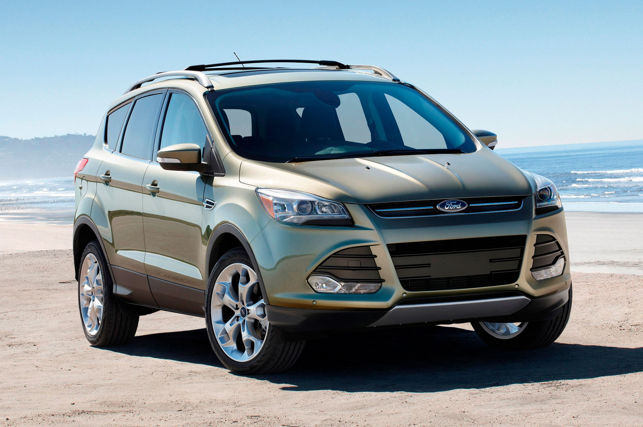 2014 Ford Escape #6