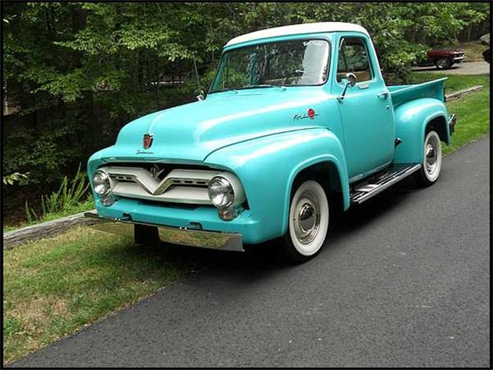 1955 Ford F #11
