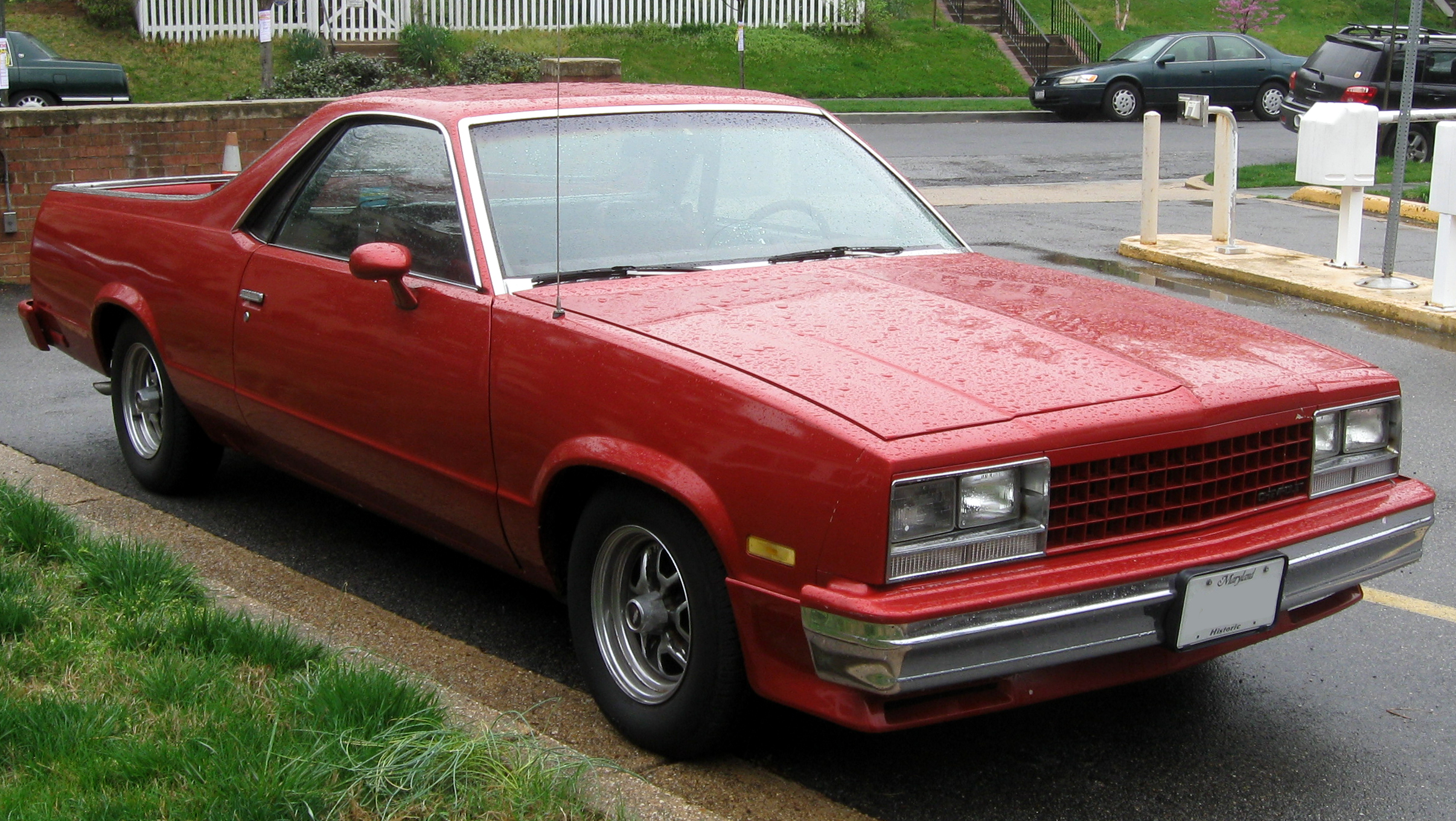 1978 Chevrolet El Camino s Informations Articles BestCarMag