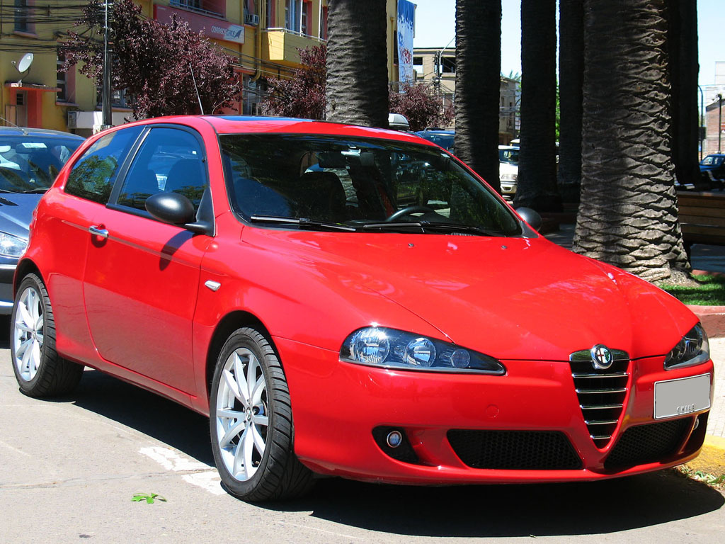 2007 alfa romeo 147 photos informations articles. Black Bedroom Furniture Sets. Home Design Ideas