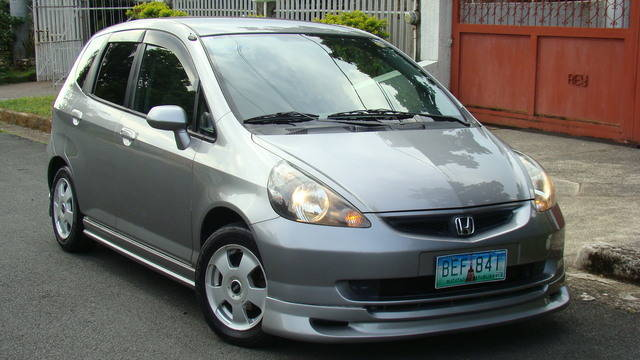 2006 Honda Jazz Photos Informations Articles Bestcarmagcom
