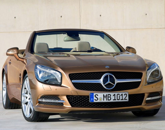 2012 Mercedes-Benz SL #7
