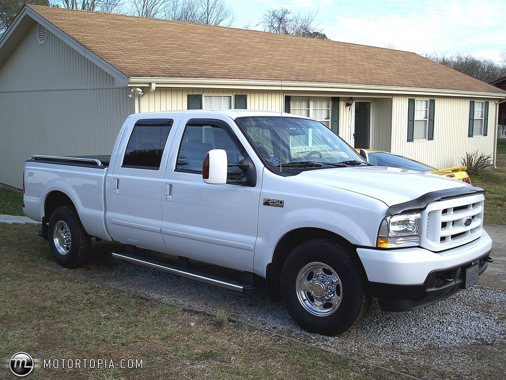 2004 Ford F 250 Super Duty Photos Informations Articles Custom 2