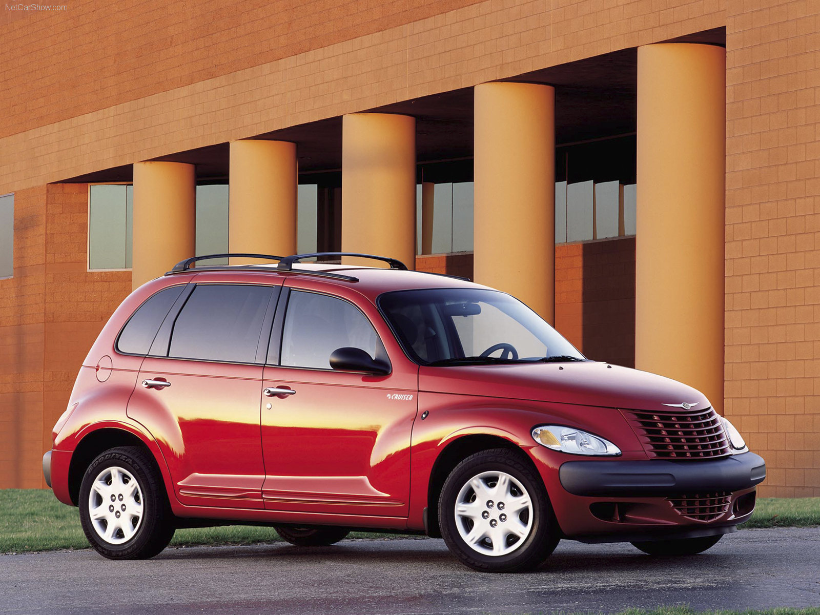 2001 Chrysler Pt Cruiser #1