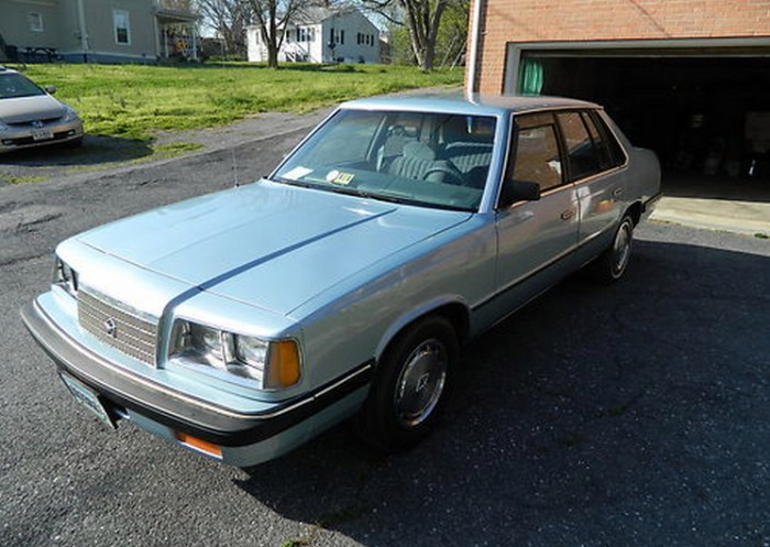 1987 Plymouth Caravelle #10