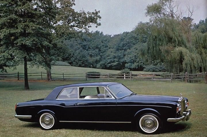 1967 Rolls royce Silver Shadow #17