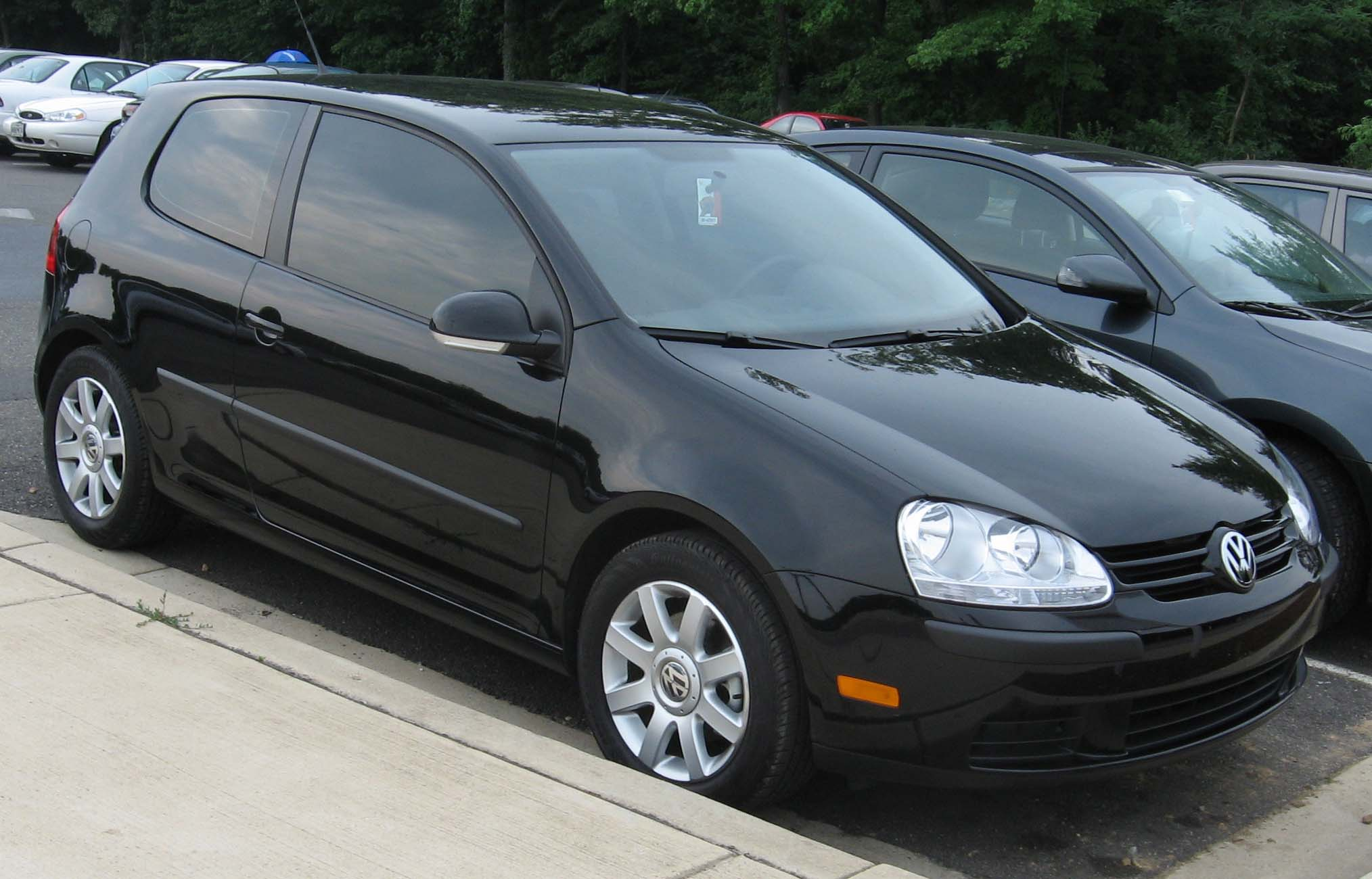 2007 Volkswagen Rabbit #1