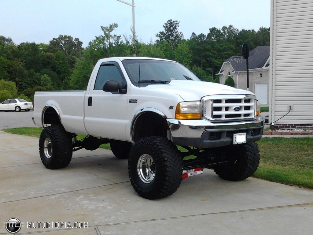 1999 Ford F-250 #5