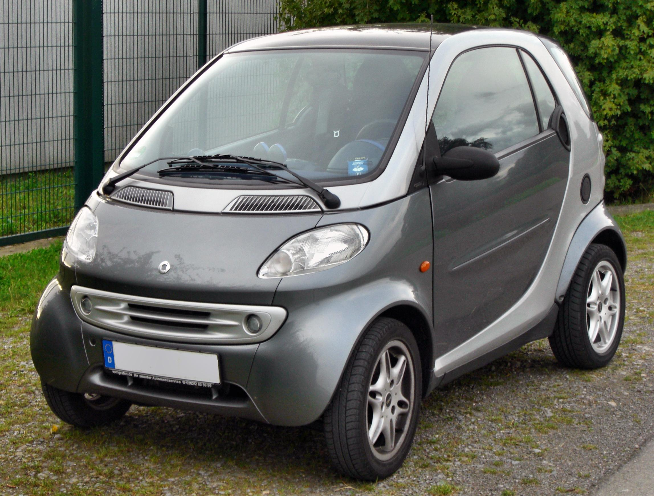 2001 Smart ForFour #1