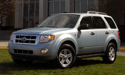 2010 Ford Escape #2