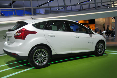 2011 Ford C-Max #15