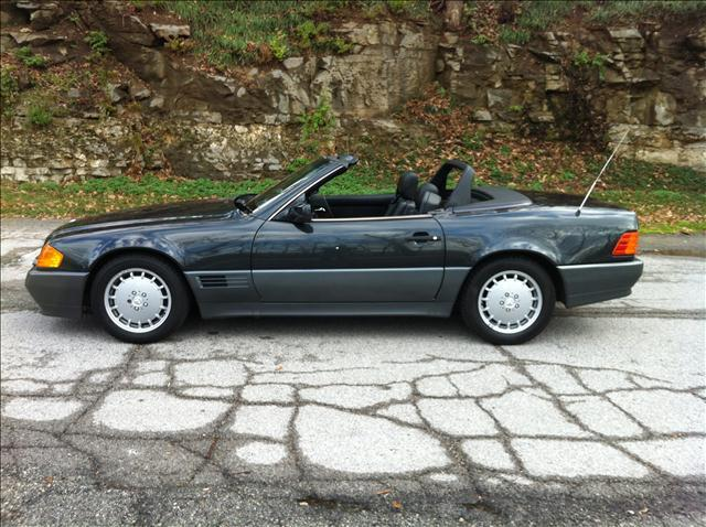 1990 Mercedes-Benz SL #9